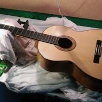 Ny gitar ferdig for strenger
