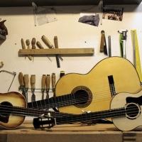 håndlagde gitarer